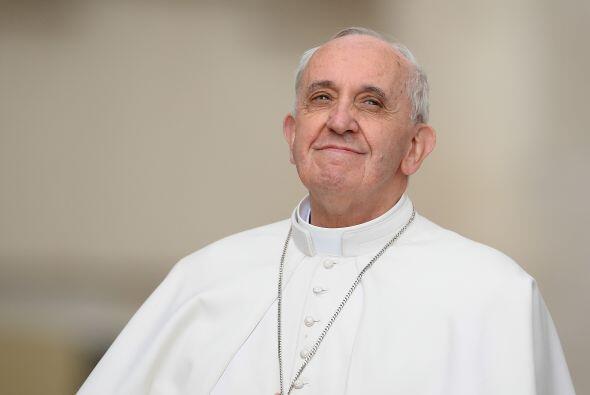 """En marzo de 2013, luego de la elección papal dijo: """"Ustedes saben que el..."""