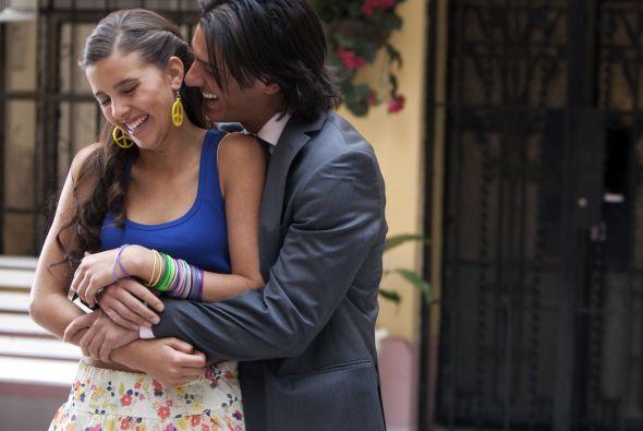 """Paulina Goto y Erick Elías protagonizaron """"Niña De Mi Corazón"""" en 2010...."""