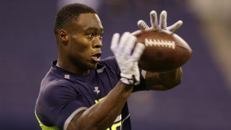 Brandin Cooks fue reclutado por New Orleans (AP-NFL).