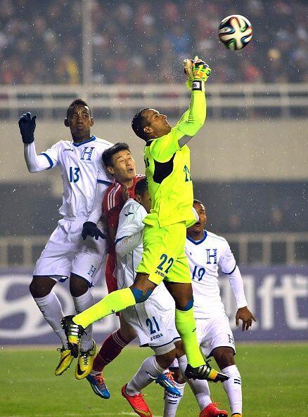 Pero ante China obtuvo un buen empate sin goles.