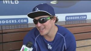 Kike Hernández, estrella de los LA Dodgers