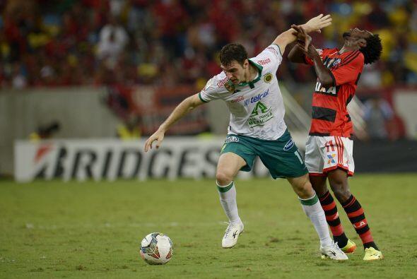 Parecía que León era una carta fuerte en la Copa Libertado...