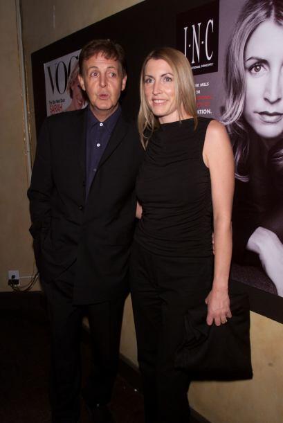 Paul y Heather unieron sus vidas el 11 de junio del 2002, cuatro años de...
