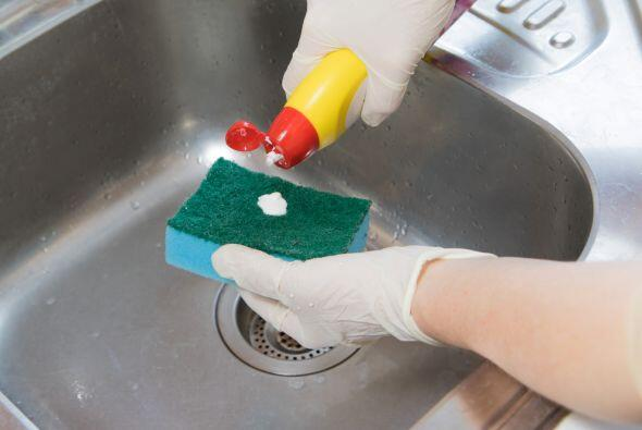 En la cocina será fundamental que tengas un detergente líquido, estos pr...