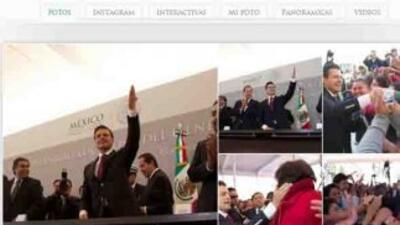 La Presidencia de la República Mexicana abre un nuevo espacio para que l...