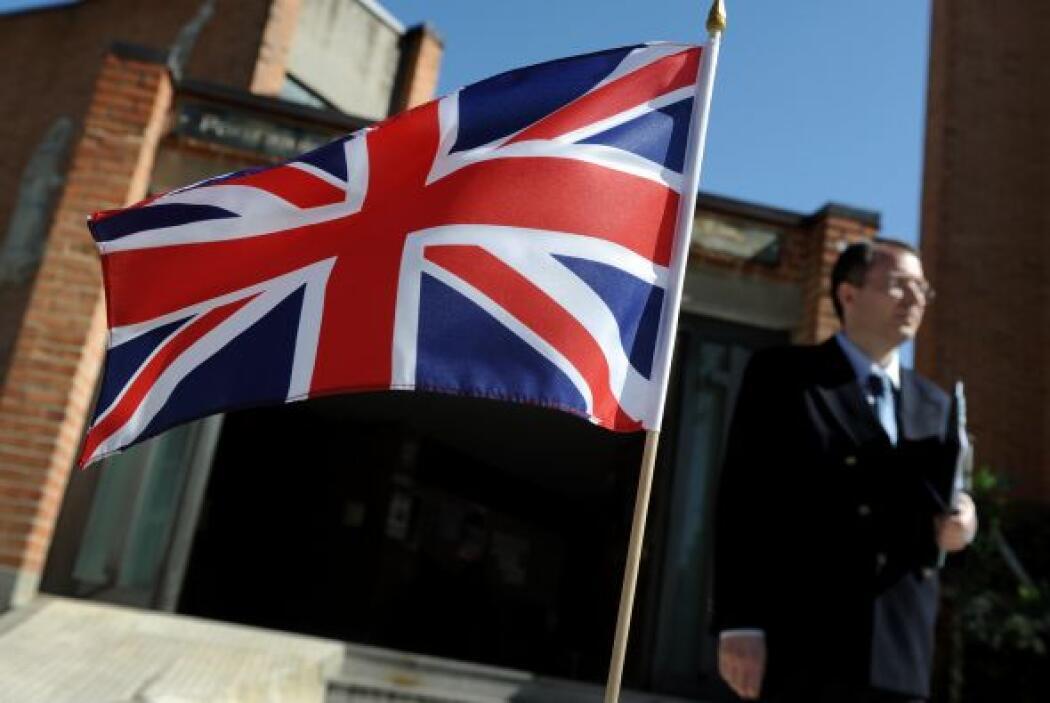 Y Gran Bretaña ostenta el orgullosos lugar 20 en cuanto a mayor transpar...
