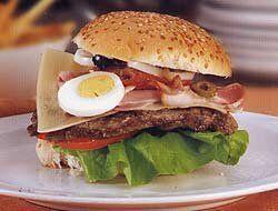 Chivito uruguayo: Para los amantes de la comida rápida, la gastronomía u...