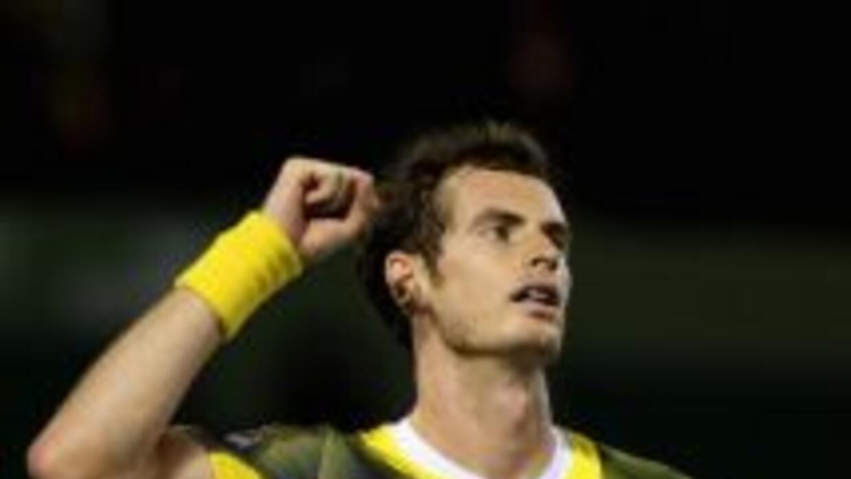 La última vez que Murray fue campeón de un Masters 1000 fue precisamente...