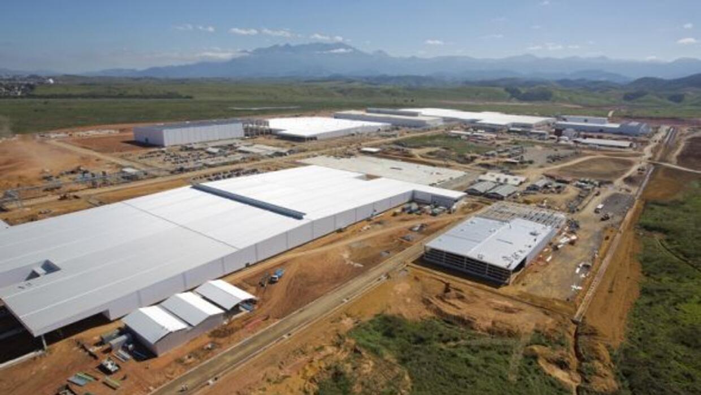 La planta de Resende en Brasil también producirá motores.
