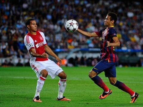 Llegaba el momento para que el Barcelona iniciara su participació...
