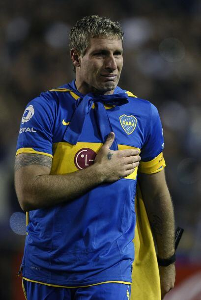 Siempre llevará a Boca Juniors en el fondo de su corazón.