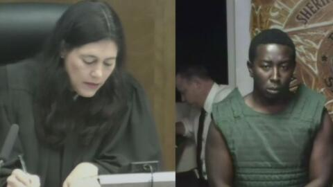 Jueza de Haulover Beach niega a hombre de 27 años de edad su libertad ba...