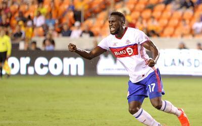 Jozy Altidore anotó el gol del triunfo para Toronto FC ante Orlando.