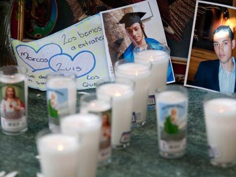 A un año de la masacre en Villas de Salvárcar, en Ciudad J...