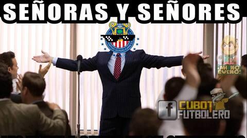 Chivas le sigue arruinando el Centenario al América y las burlas no para...