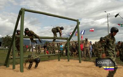 Fuerzas Comando: prueba de obstáculos, ¿quién tendrá la mayor habilidad...