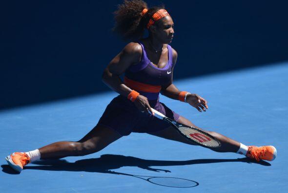 Serena ha ganado un total de 30 títulos de Grand Slam (individual, doble...
