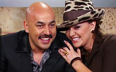 El día en que Jenni y Lupillo Rivera se reencontraron en El Show de Cris...