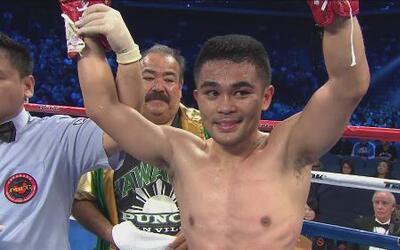 Brian Viloria venció por knockout a Jose Zuniga