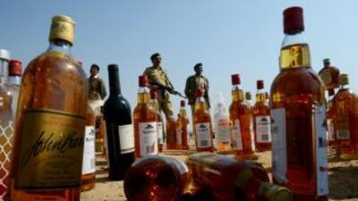 En Libia, el consumo y la venta de alcohol están prohibidos por lo que a...