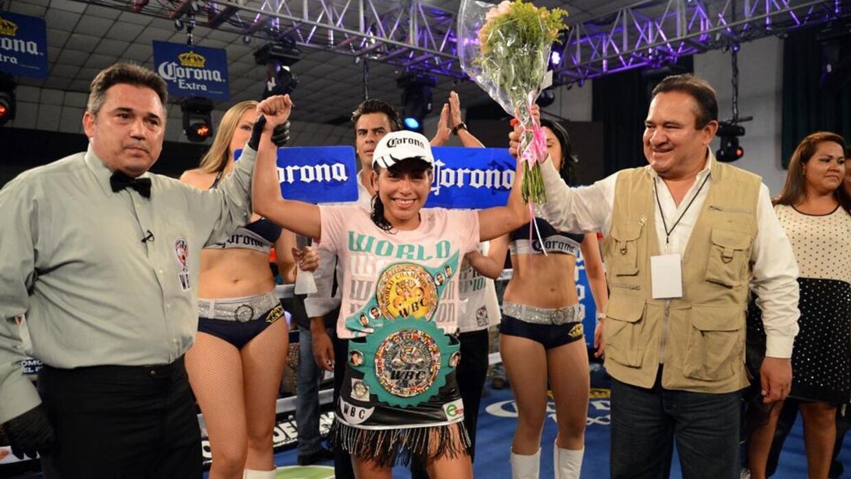 Chávez venció a Muciño.
