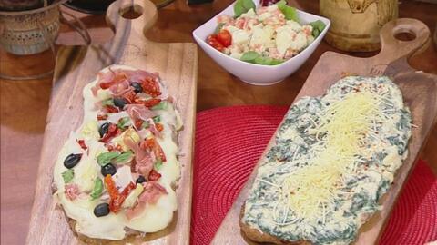 Sorprende a tus invitados con este delicioso plato de milanesa argentina