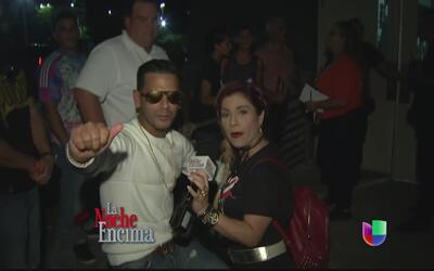 Glerys se fue 'hasta abajo' con Tito el Bambino
