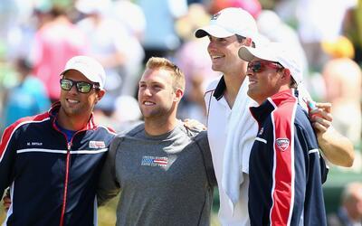 Equipo de Copa Davis de Estados Unidos.