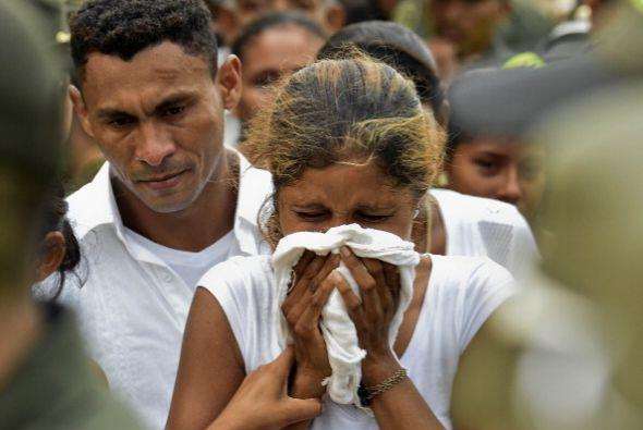 Ese domingo, 31 niños fallecieron a causa del incendio y otros do...