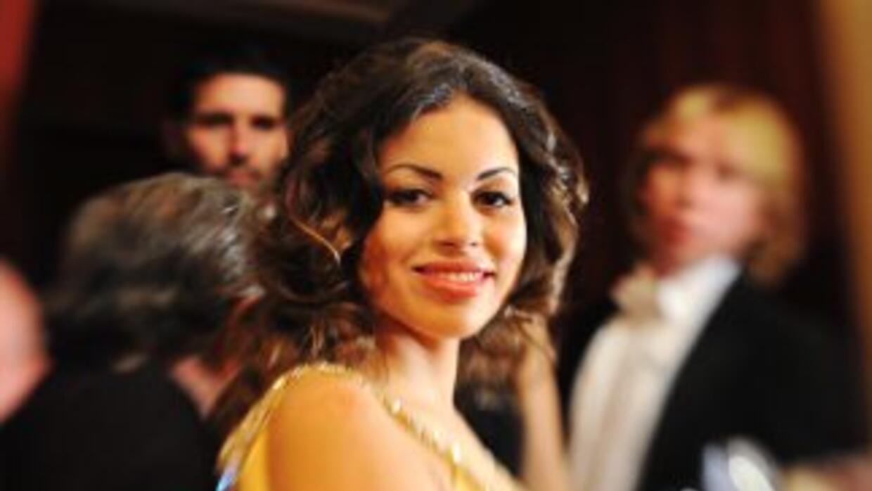 Karima El Mahroug, con quien Silvio Berlusconi habría mantenido relacion...
