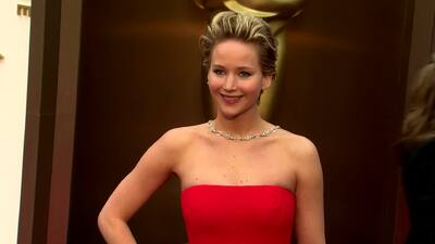 Jennifer Lawrence en camino a las 40 mejores del Billboard Hot 100