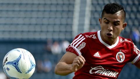 Felipe Flores llegó a Tijuana en 2015, pero no logró conso...