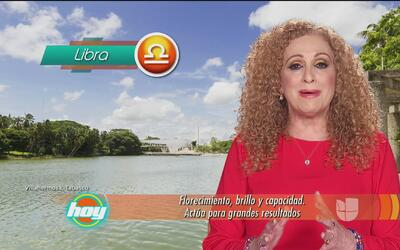 Mizada Libra 24 de abril de 2017