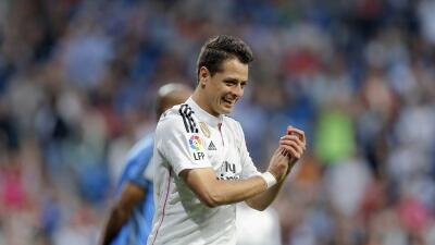 Javier Hernández regresa a la Premier League tras su paso por Real Madrid.