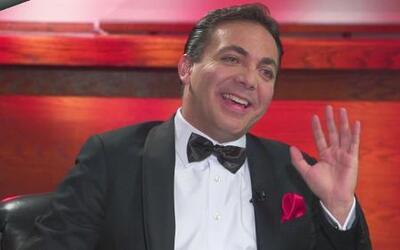 ¿Cristian Castro quiere llegar a tener una lista de 5 mil mujeres en su...
