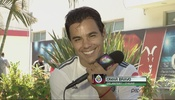 """Omar Bravo: """"El equipo tiene un buen envión anímico"""""""