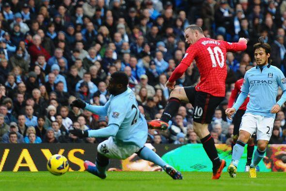 Otro crack que también hizo historia en el 'derby' de Manchester con sus...