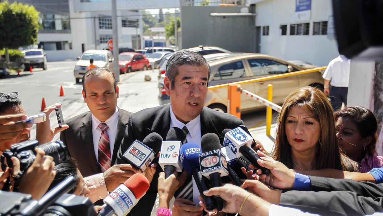 Abogados Edgar Morales Joya y Yanira Ticas