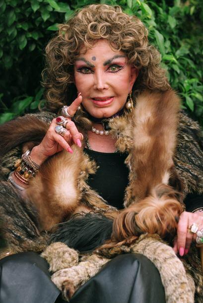 Ya sabemos que Irma Serrano, mejor conocida como La Tigresa, no era la p...