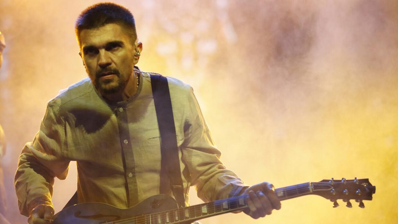 Juanes transportará a la audiencia a las playas de Veracruz, donde tendr...