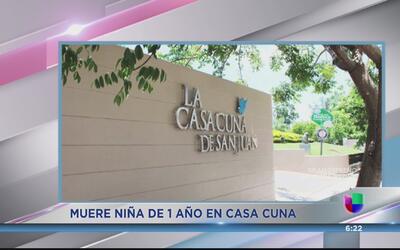 Cuestionan ahogamiento de bebé en la Casa Cuna de San Juan