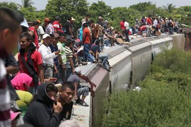 Programa 'Frontera Sur' no detiene flujo migrante