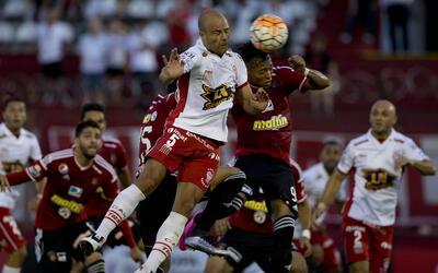 Huracán derrotó a Caracas
