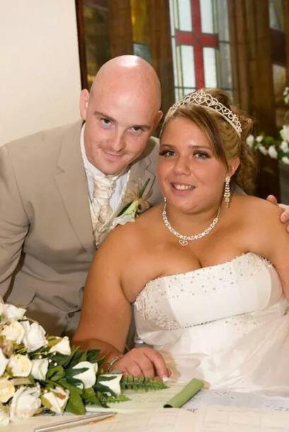Todo el mundo le dice lo bien que se ve a Natalie incluido su esposo Gavin.
