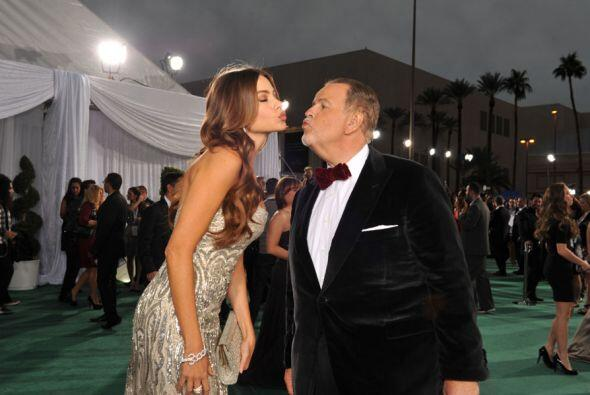 Tal vez Raúl esperaba un poquito más, pero Sofía es una mujer comprometida.