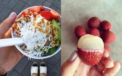La alimentación saludable, variada y placentera, una de las claves para...