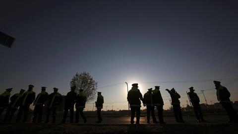 Policías federales de México