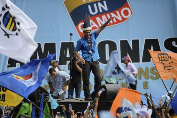 El domingo 7 de octubre cerca de 19 millones de venezolanos están convoc...