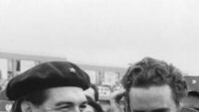 Material inédito del 'Che' Guevara