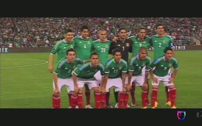 duelos históricos de México vs Jamaica
